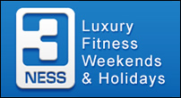 3ness Luxury Fitness Weekend & Holidays